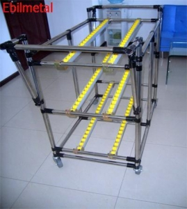 China Pipe Coated Plastic Rack on sale