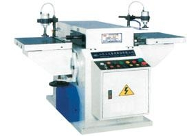 China Slot mortising machine Details>>  Horizontal and Two-spindle Mortising Machine,120mm on sale