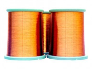 China Enamelled Aluminium Round Wire on sale