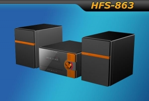 China Hi-Fi System Series Model:HFS-863 on sale
