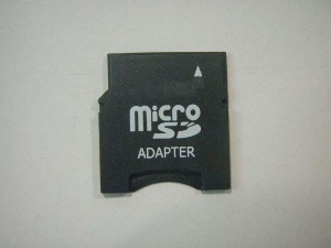 China Memory Card Micro SD to Mini SD Adapter on sale
