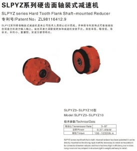 China PYZ Series Hard Tooth F… PYZ Series Hard Tooth Flank Shaft-mounted Reducer on sale