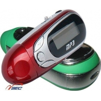 Simple and useful digital mp3 player. AAA size battery - ID878
