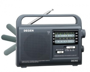 China Portable Solar Products FM/MW/SW High Noise Limit Sensitivity & Power Saving Radio on sale