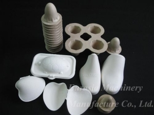 China biodegradable molded pulp products on sale