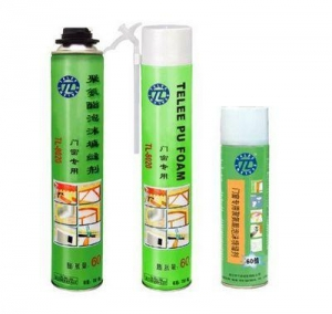 China POLYURETHANE FOAM TL-8020WINOWS & DOORSINSULATING POLYURETHANE FOAM SEALANT on sale