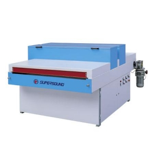 China Painting Production Line Machine Two Lamps UV Drier on sale