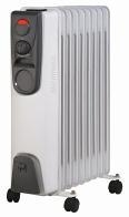 China Fan heater Oil-filled  radiator OR-04 on sale