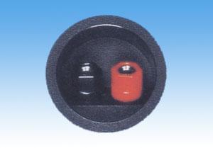 China AUDIO&VIDEO H6201 Speaker terminal W/metal binding post 56mm on sale