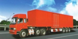China SPECIAL VEHICLE Dry Van Semi-Trailer on sale