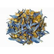 China Lotus Dried Flowers  view Blue lotus dried flowers (Nymphaea caerulea) 100g. on sale
