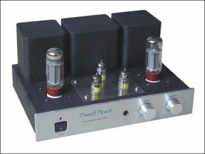 China Vacuum Tube Amplifier Sweet Peach-EL34B Vacuum Tube Amplifier on sale