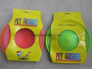 China Frisbee,Dog toy on sale