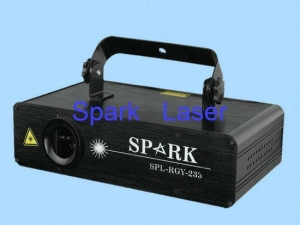 China Animation Laser Series  200-300mw RGY Animation Laser Light on sale