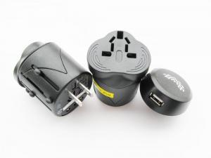 China Universal Travel Adaptor>>Universal Travel Adapter>>Universal Travel Adaptor+USB Part on sale