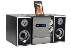 China DAV mini audio component system DAV-378-IPOD on sale