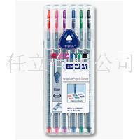Gel pen Triplus gel-liner gel roller 463 CSB6