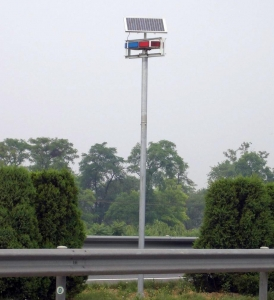 China Solar Fast Flashing Light on sale