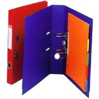 China Filing Easyfil PVC lever arch files on sale