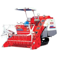 Combine Harvester 4LZ-1.8 self-propelled full-feeding combine harvesters with rubber tracks