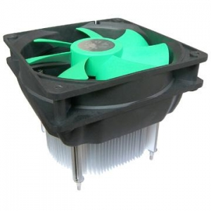 China Intel-CPU-cooler CR112 with color fan on sale