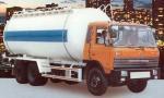Bulk cement vehicle