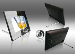 China Digital Photo Frame Model: LADS-M070B7 - Pure Mirror Frame on sale