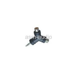 China 3.5mm stereo plug to 2 X RCA jacks  Stereo Audio Adaptor AM-8048 on sale