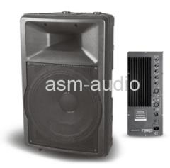 China Active Plastic Molded PA Speaker Cabinet PAB-8/10/12/15A on sale
