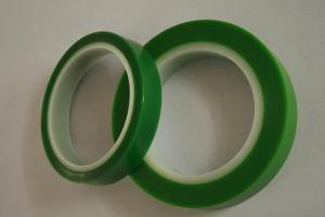China PET Polyester Powder Coating High Temp Masking Tape on sale