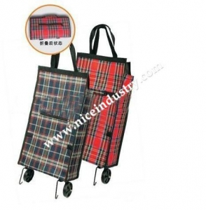 China foldable shopping cart bag foldable shopping cart bag on sale