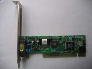 China 56K PCI MODEM Lucent 1646 on sale