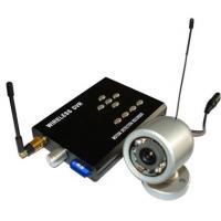 CCTV Camera Product 1.2G Wireless DVR Set
