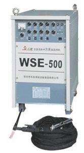 China WSE-500 TIG welding machine on sale