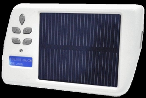 China MS-26SolarCharger with MP3 Player/FM Transmitter on sale