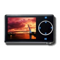 2.4 inches MP4 player with touch panel andT-Flash slot