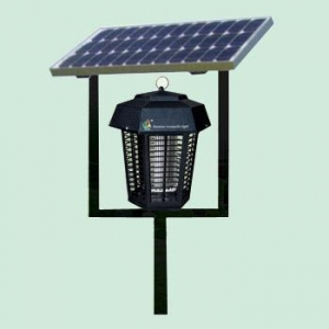 China solar energy mosquito killer Modle:CTN-15-D on sale