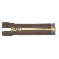 China GOLD BRASS TEETH O/E ZIPPER XK050 on sale