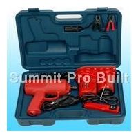China Portable 12V Car Jack and Wrench Set on sale