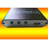 China AC3/DTS digital audio decoder 5.1 audio decoders for sale