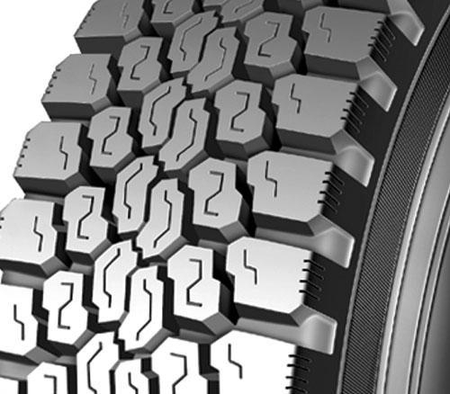 China All-Steel Radial Truck Tire GP46