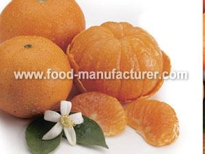 China Freeze Dried Fruit Freeze Dried Tangerine on sale