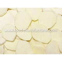 Freeze Dried Vegetables Freeze Dried Ginger Slices