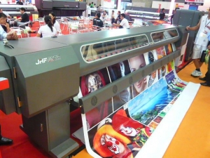 China Konica head Solvent Printer Economic printer (KM512,14pl) on sale
