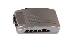 China Video Convertor (NS1938)VGA-Video Converter Box on sale