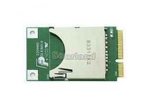 China ZIF CE Adapter SD Card to MiniPCI-E Laptop Adapter on sale