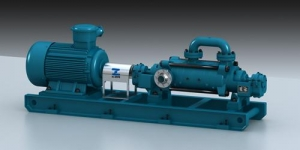 China ZDY Type Self-balance Multistage Centrifugal Oil Transport Pump on sale