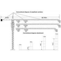 Tower Crane QTZ 63-100 Main Specification