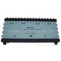 China 17  8 Satellite Multiswitch MS178E on sale