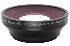 China Digital Lenses 12mm Wide Angle Auxiliary Lens on sale